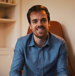 Arnaud Dairon - Fondateur Les Optimistes